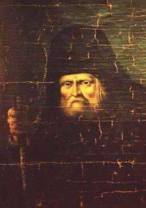 Прижизненный портрет преподобного Серафима Саровского