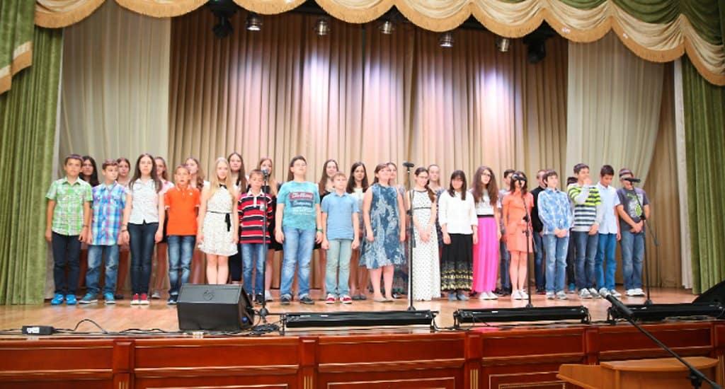 Завершила работу первая летняя школа русского языка и культуры для зарубежных школьников