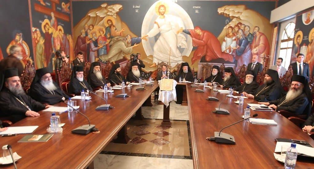 Кипрская Церковь выступила против свободного сожительства