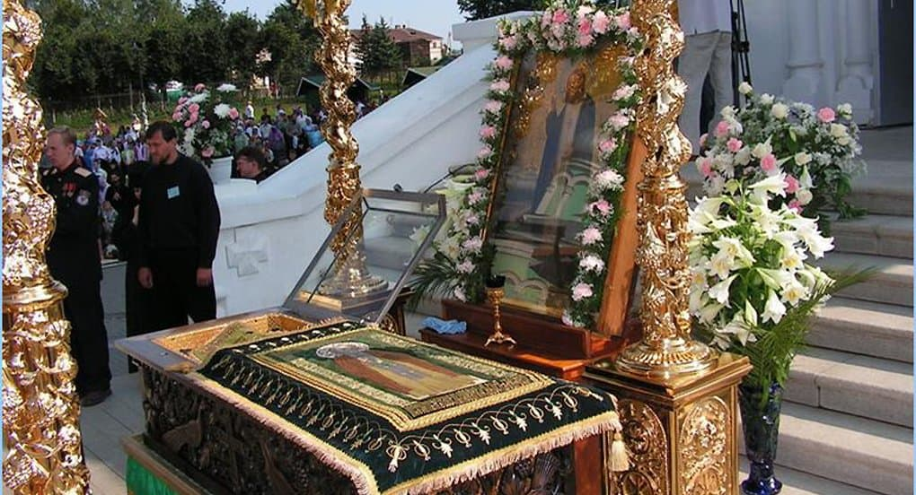 В Дивеево готовятся к торжествам в честь святого Серафима Саровского