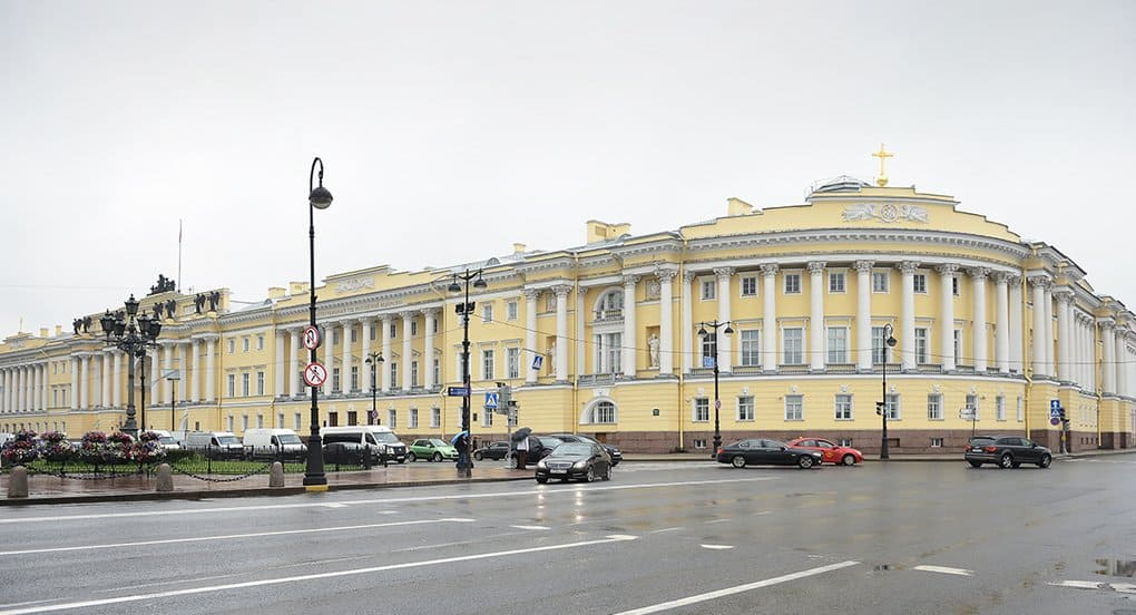 В Петербурге проходит заседание Священного Синода