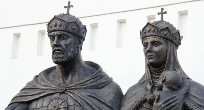 Святым Димитрию Донскому и княгине Евдокии установили общий день памяти