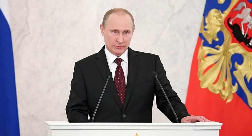Владимир Путин приветствовал участников II форума православных студентов