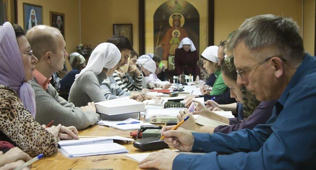 Патриарх призвал вывести воскресные школы на качественно новый уровень