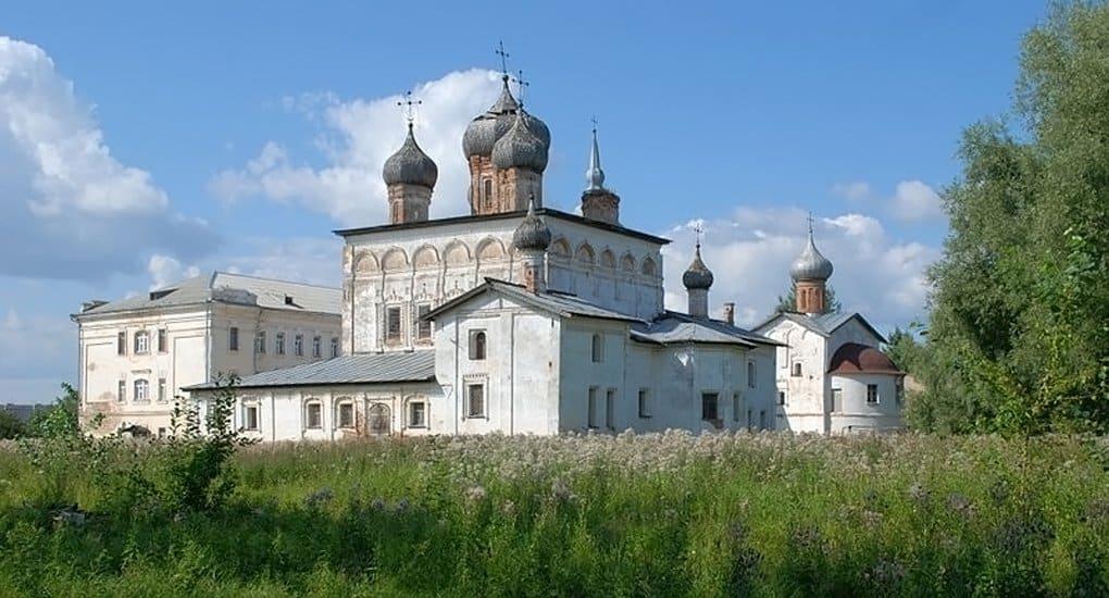 В Новгороде реставраторы спасли от разрушения собор XVII века