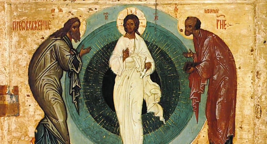 Почему Христа на иконах иногда изображают вкруге?