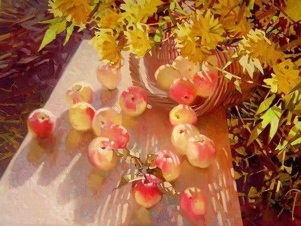 Чернигин Алексей «Яблочный спас»