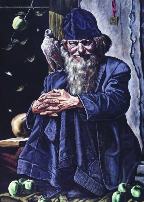 Протоиерей Михаил Малеев «Яблочный спас на Афоне»