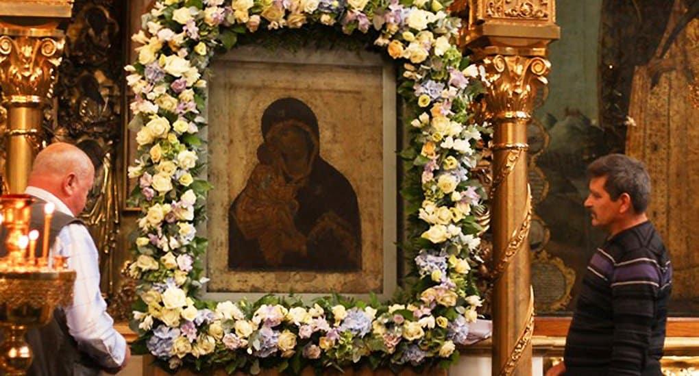В столичный монастырь принесут Донскую икону Богородицы