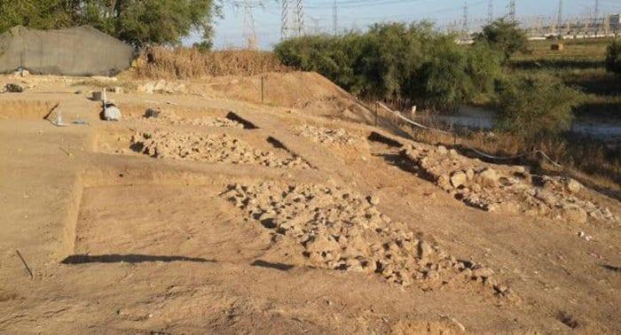 Археологи раскопали врата и стены города, в котором жил Голиаф