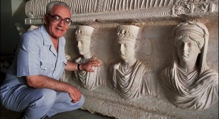 Боевики в Сирии казнили 82-летнего археолога, смотрителя Пальмиры