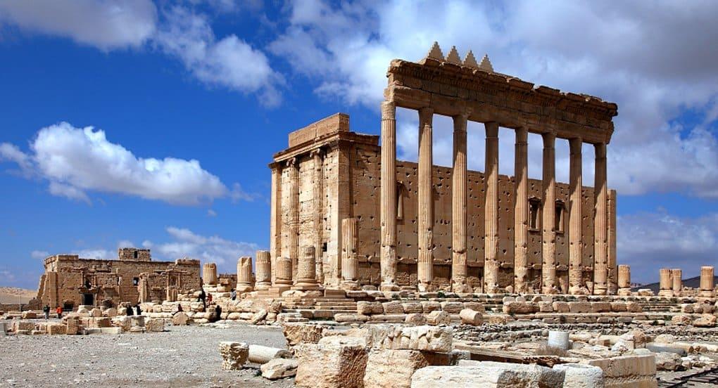 Императорское православное общество поможет сохранить сирийскую культуру