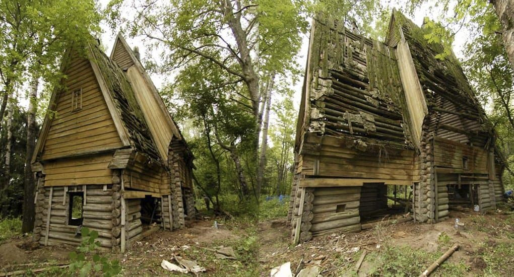 Вологодский храм могут перевезти для спасения в Татарстан