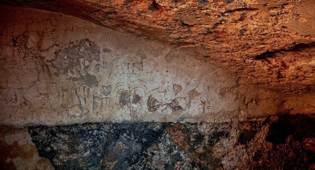 В Израиле раскопали ритуальный бассейн с надписями и рисунками