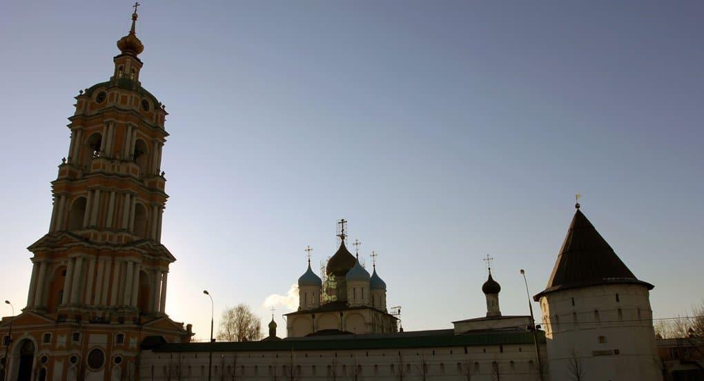 В столичном монастыре помолятся о больных гемофилией