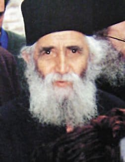 Преподобный  Паисий Святогорец 1924–1994