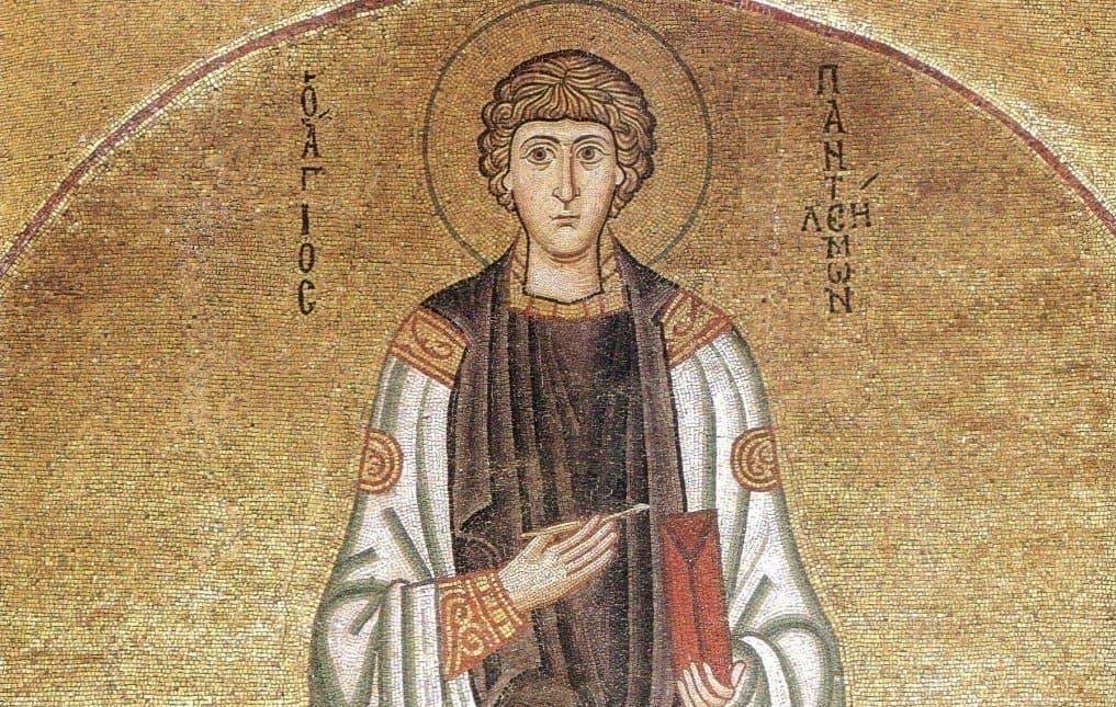 Великомученик и целитель Пантелеимон - житие святого