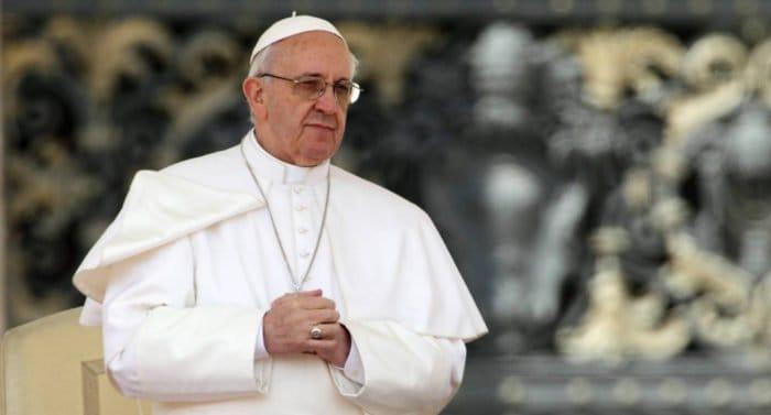 Папа Римский Франциск призвал мир отказаться от ядерного оружия