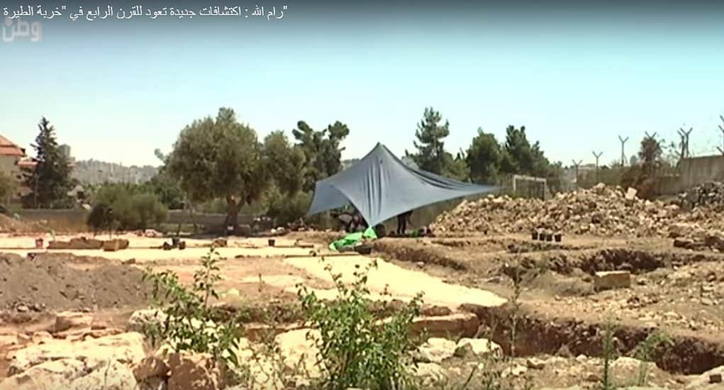 Две церкви византийской эпохи нашли в Палестине