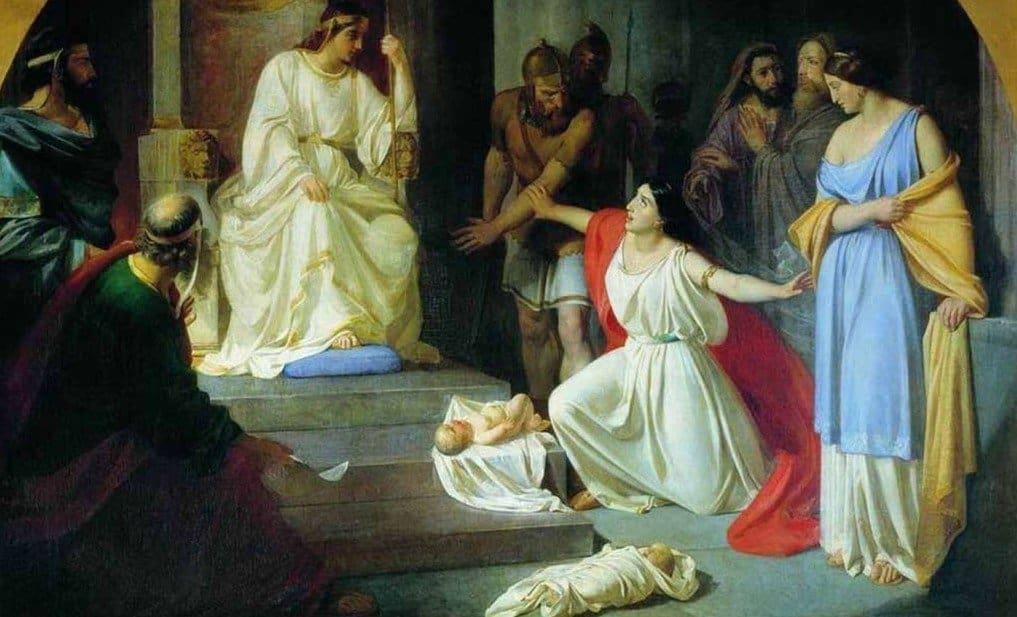 Кто такой Соломон в Библии?