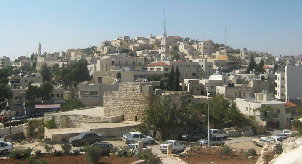 Последнее поселение христиан в Палестине может исчезнуть