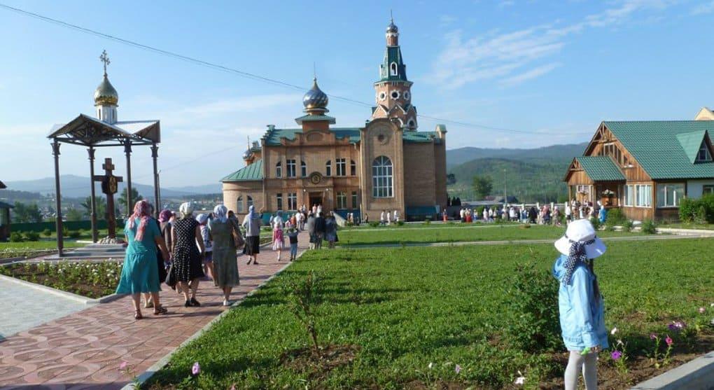 Забайкальскому монастырю неизвестный вернул утраченные святыни