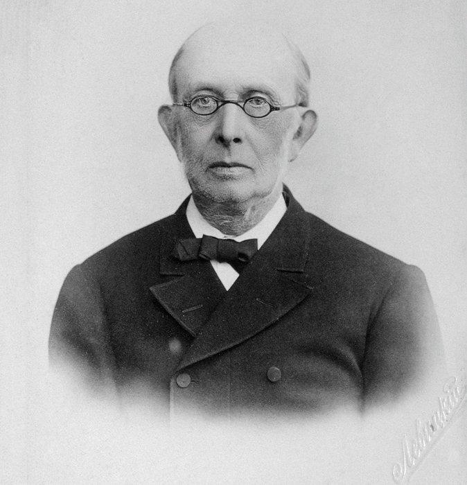 Константин Победоносцев. 1902 год