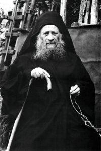 Старец Иосиф Афонский, Пещерник иИсихаст