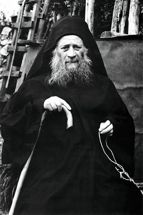 Старец  Иосиф Афонский, Пещерник иИсихаст (1898—1959)