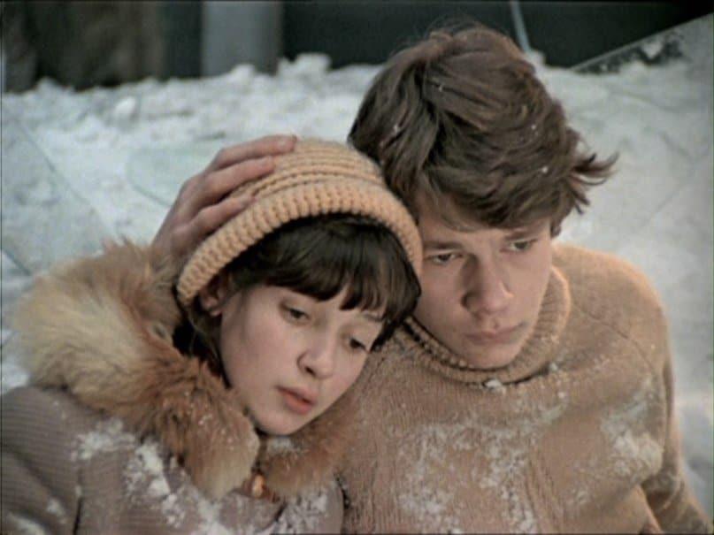 Пять фильмов о любви