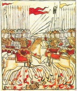 21. 2. Куликовская битва.