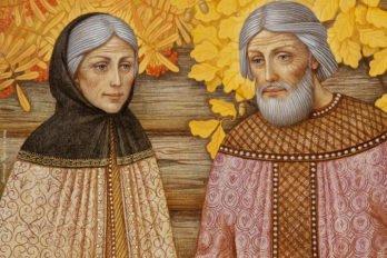 Житие Петра и Февронии (Осенние листья свв Петр и Феврония)