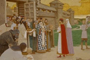 Житие Петра и Февронии (Возвращение в Муром)