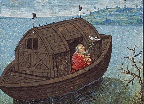 Кто такой Ной в Библии
