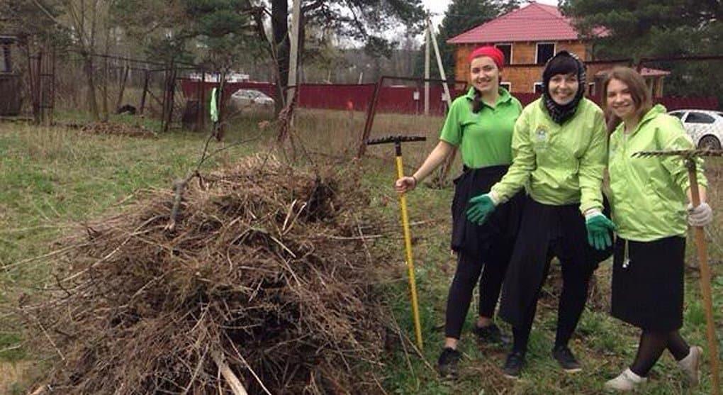 Молодежь из столичных храмов поможет озеленить больницы и детдома
