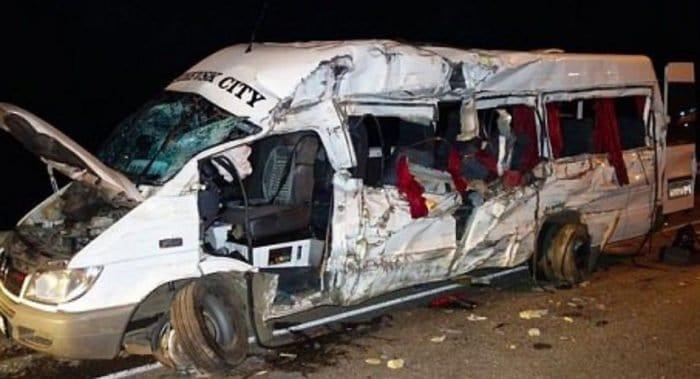 В аварии в Удмуртии погибли три паломницы, возвращавшиеся из Дивеево