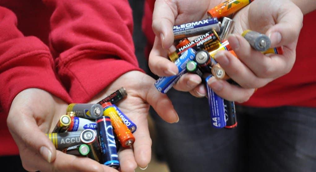 Церковь поможет экологам собрать старые батарейки