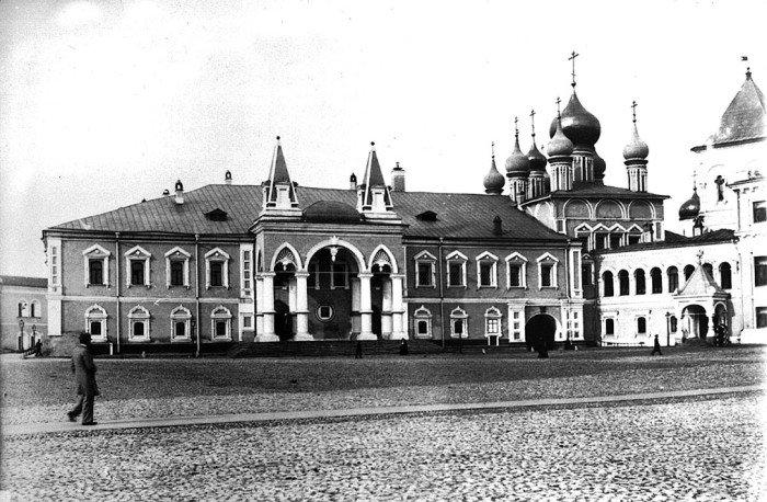 Чудов монастырь. Архивное фото
