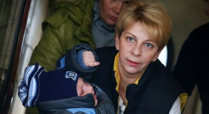 Елизавету Глинку наградили орденом святителя Луки Крымского