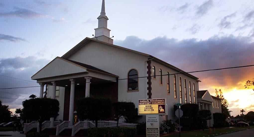Протестантский храм в Майами стал православным