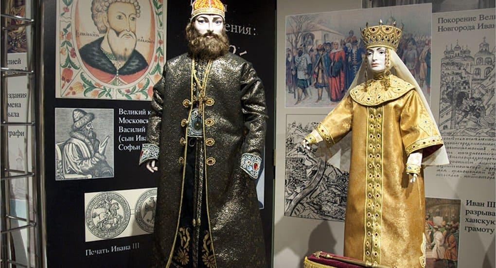 Фильм о последней принцессе Византии снимают в новгородском музее