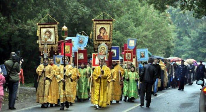 В честь святой Елизаветы Федоровны пройдут крестным ходом