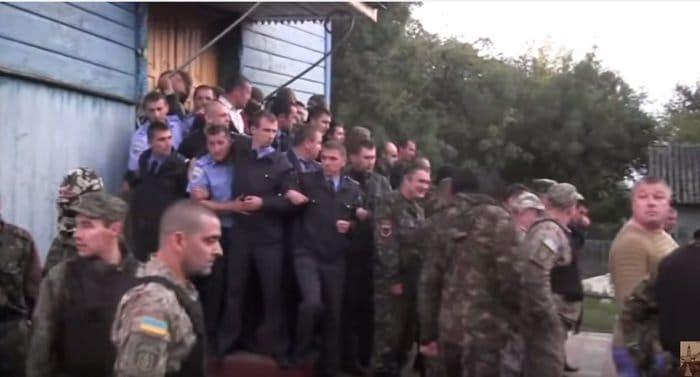 Владимир Легойда: Милиция Украины не может занимать какую-либо сторону в конфликте религиозных организаций