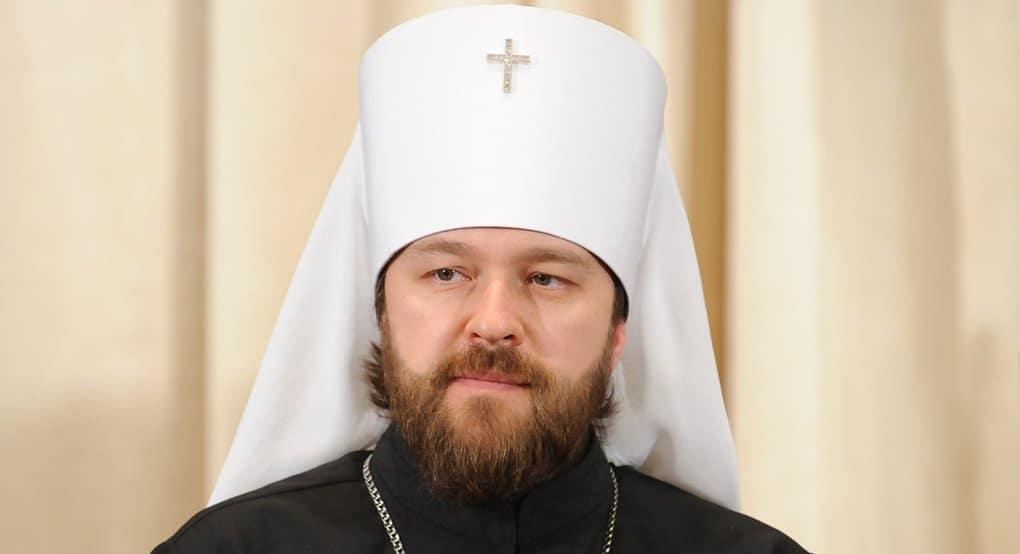 Встрече Патриарха с Папой Римским мешают объективные условия, - митрополит Иларион