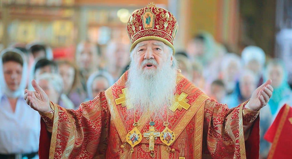 Патриарх Кирилл отметил вклад митрополита Ювеналия в возрождение веры