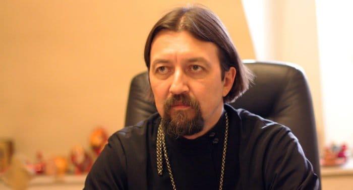 Протоиерей Максим Козлов назначен и.о. ректора Сретенской духовной семинарии