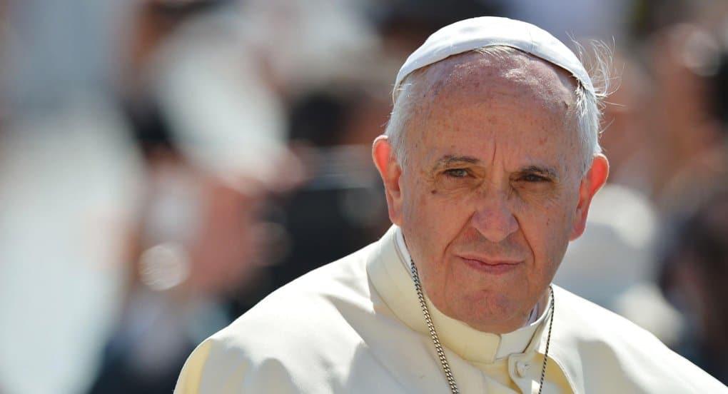 Общество погружается в «одноразовую культуру», - Папа Римский Франциск