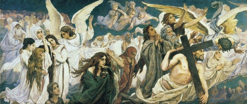 Вера, Надежда, Любовь и матерь их София