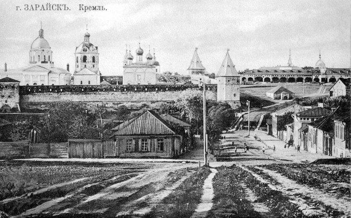 Зарайск. Фото рубежа XIX–XX вв.