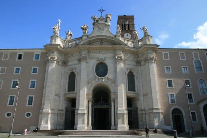 базилика креста